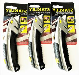 Retractable Blade Contractor Grade Utility Knife 10-788