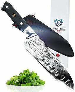 DALSTRONG Santoku Knife - Shogun Series - VG10 - 7