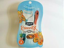 scented handle razors
