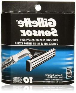 sensor men s razor blade refills 10
