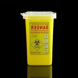 Sharp Container to Disposal Needles, Biohazard Multiple-Use