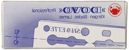 Merkur-Razor Shavette Long Blades 1 pack