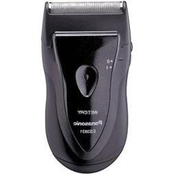 Panasonic Single Blade Travel Shaver, Wet/dry Feature, Batte