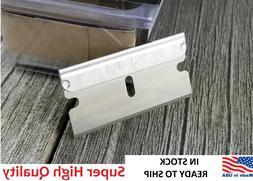 Single Edge Razor Blade blades for Crafts Box Cutter Scraper