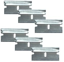 Bazic Products 115-360 Single Edge Razor Blade Refills 12 Co