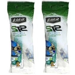 Schick Slim Twin ST 2 Disposable Razors for Men Sensitive Sk