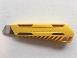 snap off razor knife