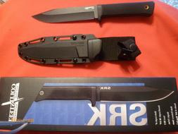 srk cs49lck carbon steel hunting knife