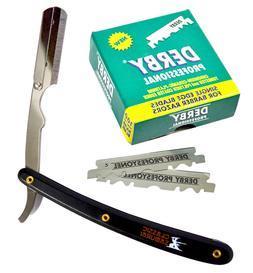 Classic Samurai Stainless Steel Professional Barber Straight