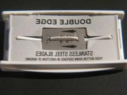 Personna Stainless Steel Double Edge Razor Blades  *10 Blade