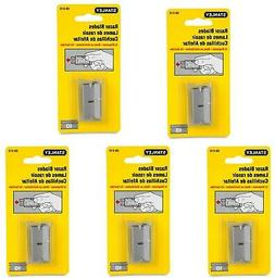 Stanley 28-510 Razor Blade with Dispenser Pack of 50  Size:
