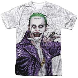 Suicide Squad The Joker Razor Blade across the Throat Sublim
