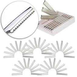 Tools Set for Professional Barbers Hairdressers With 50pcs S