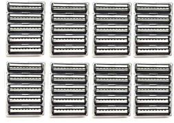Trac II Plus Generic Blades BULK Packaging - 100 Cartridges
