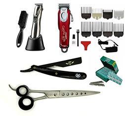 Traveling Barber Kit Cosmetology School Kit / Beauty Profess