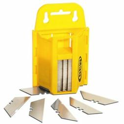 OCM -100 Pack Utility Knife Blades with Impact Resistant Wal