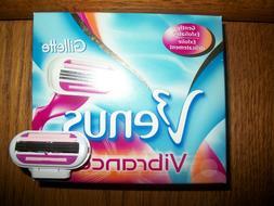 Gillette Venus Vibrance Refill Razor Blades for Women, 5 Cou