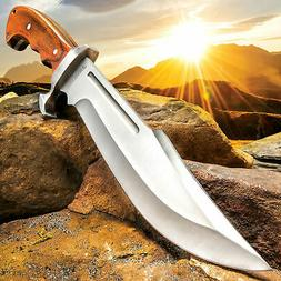 Ridge Runner Woodland Reverie Bowie/Fixed Blade Knife - Stai