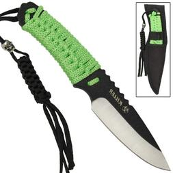 Zombie Killer Outdoor Emergency Drop Point Knife